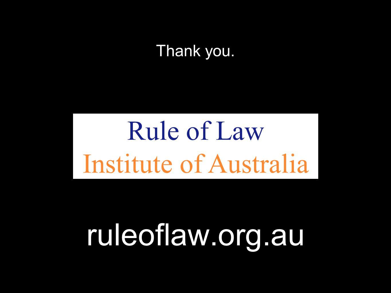 Institute of Australia
