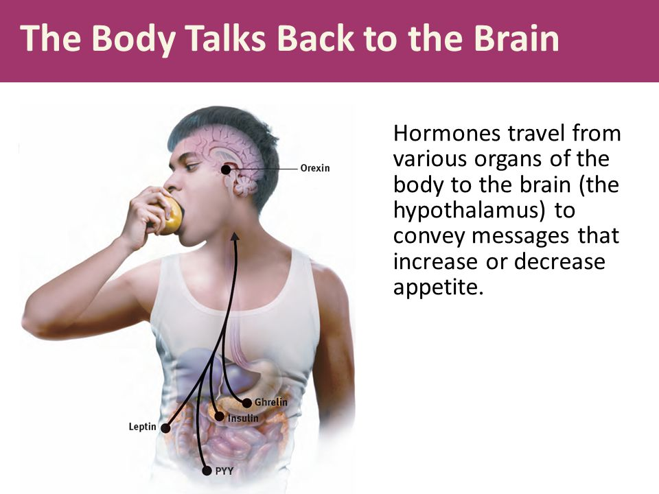 The Body Talks Back to the Brain