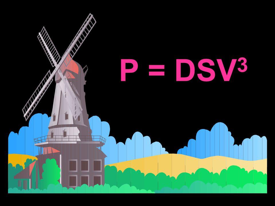 P = DSV3