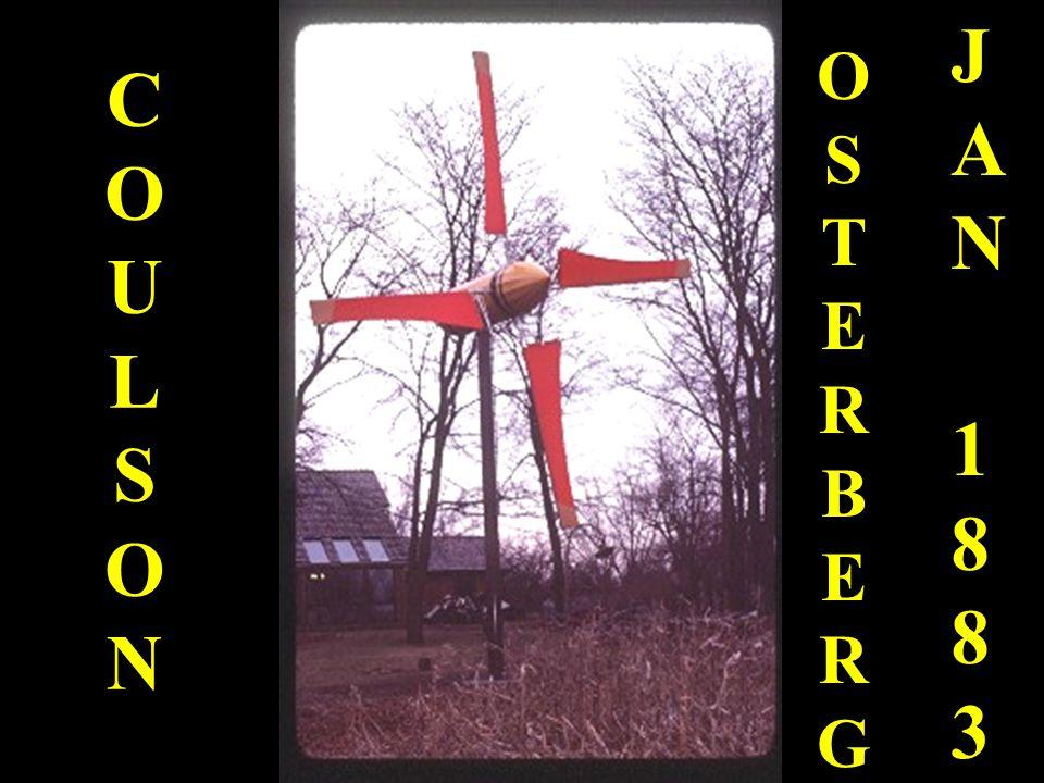 JAN 1883 COULSON OSTERBERG