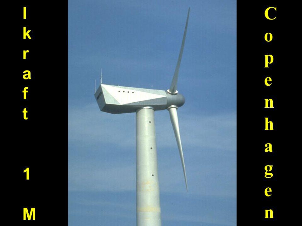 Elkraft 1 MW Copenhagen