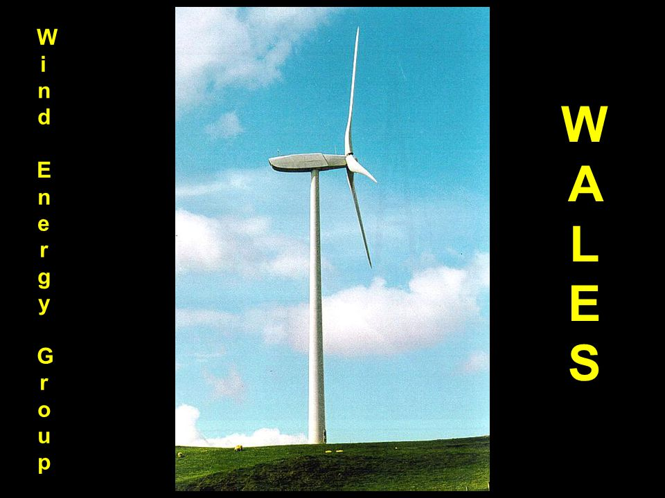 Wind Energy Group WALES
