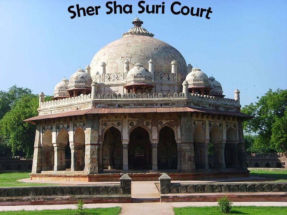 Sher Sha Suri Court