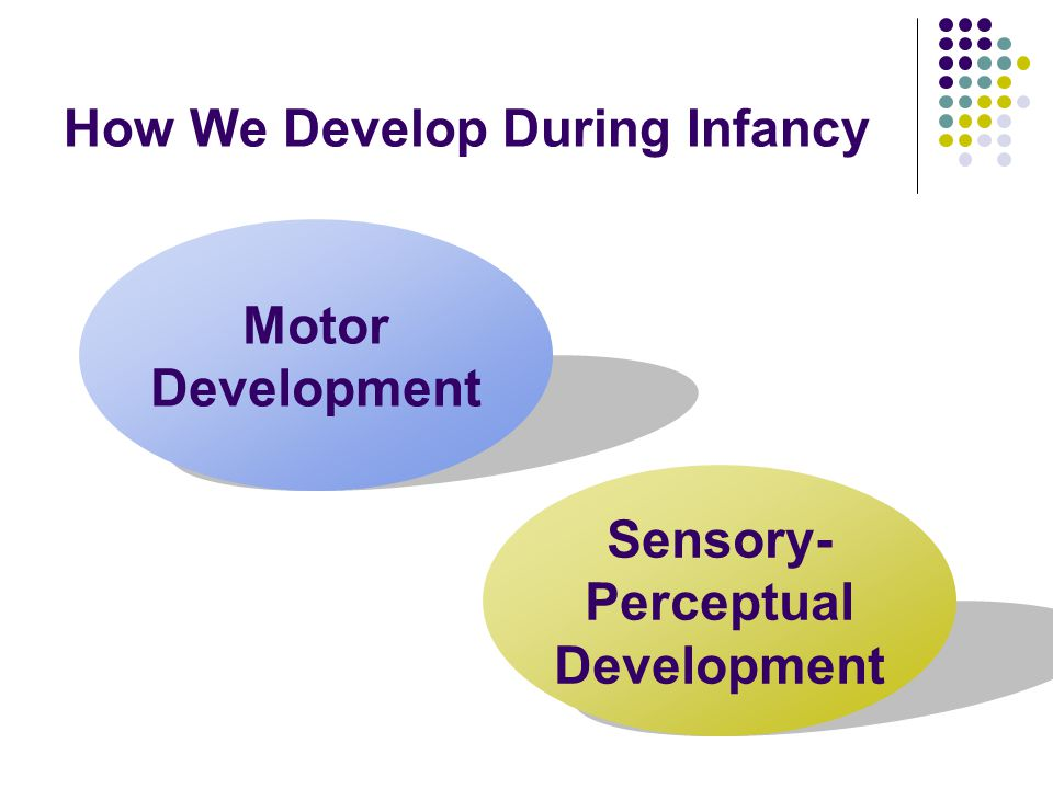 How We Develop During Infancy