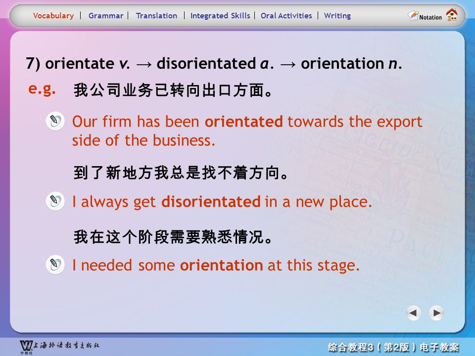 Consolidation Activities- Word derivation 7