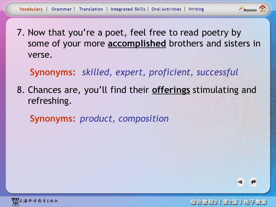 Consolidation Activities- Synonym / Antonym3