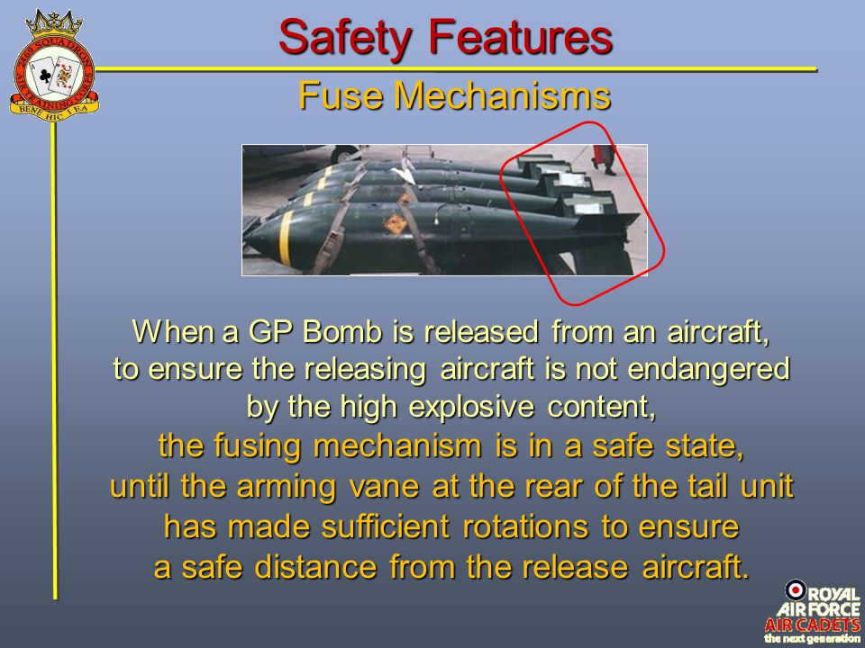 Safety Features Fuse Mechanisms