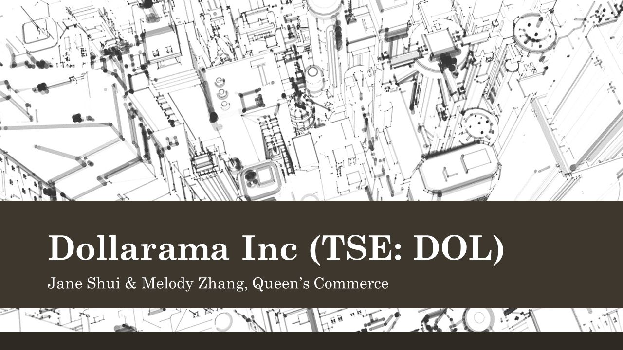 Dollarama Inc (TSE: DOL)