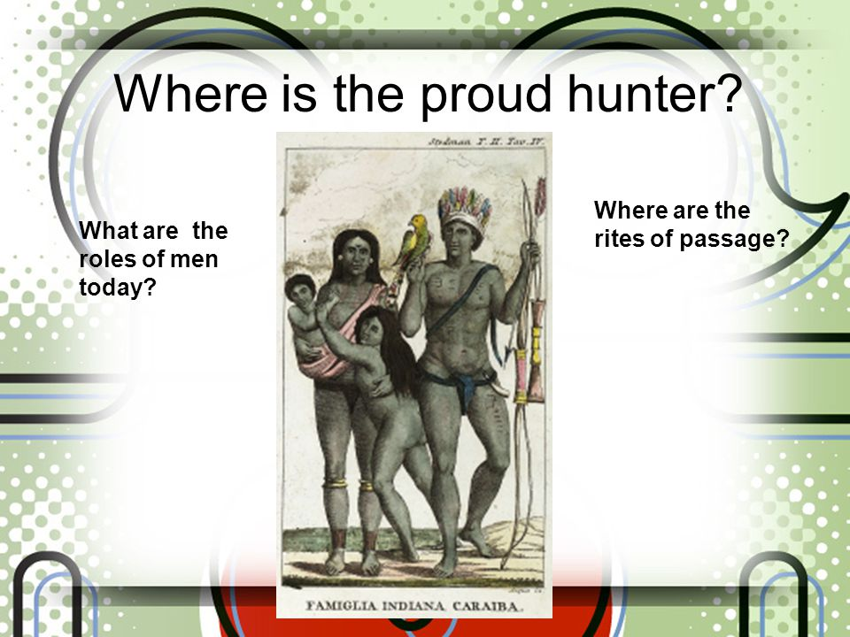 Where is the proud hunter