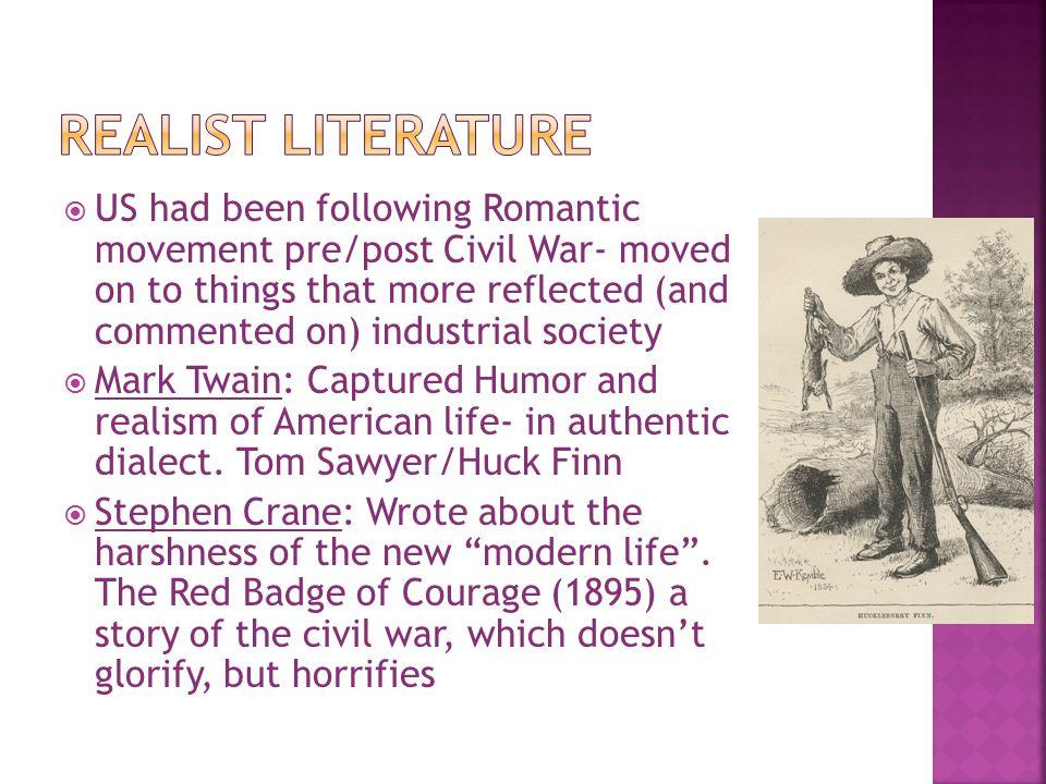 Realist Literature