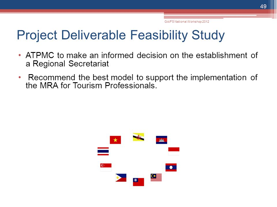 Project Deliverable Feasibility Study