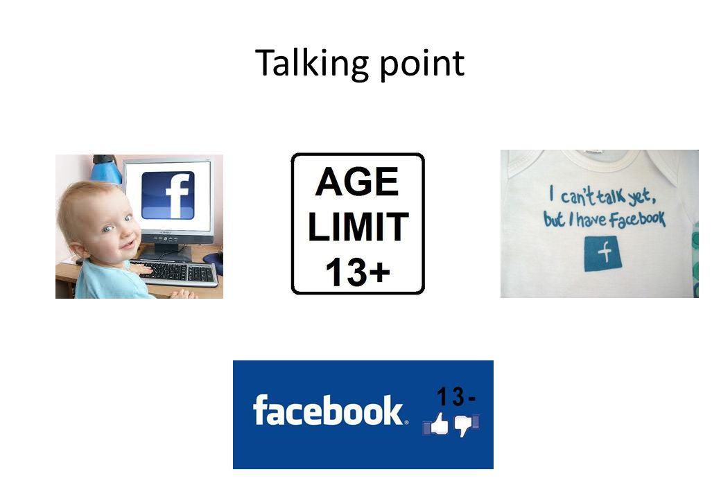 Talking point