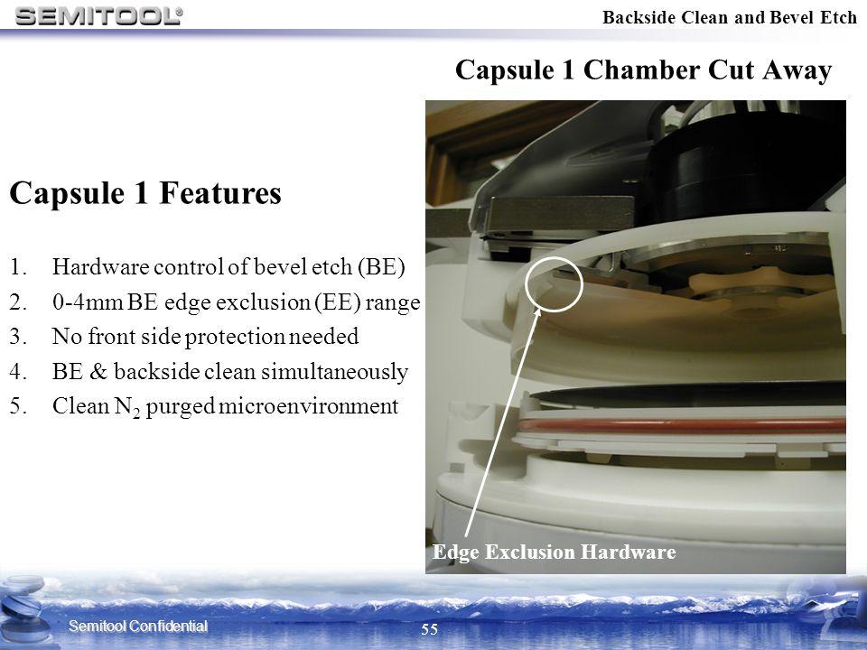 Capsule 1 Chamber Cut Away