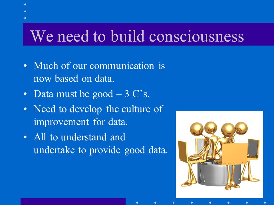We need to build consciousness