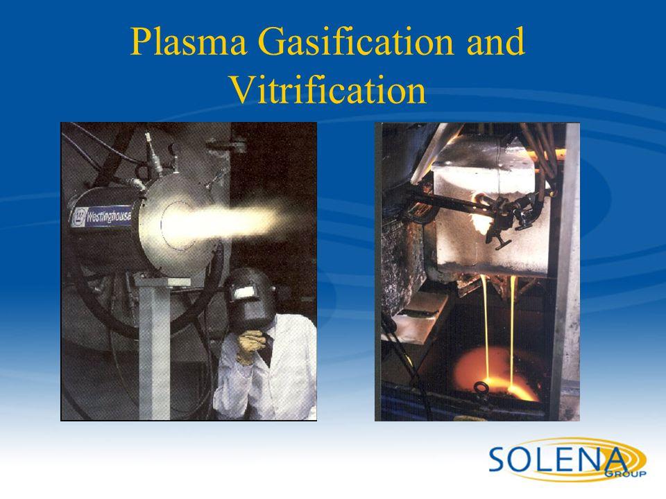 Plasma Gasification and Vitrification