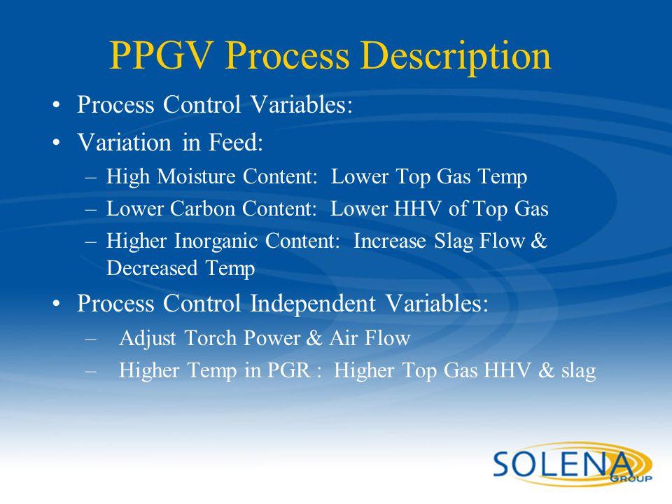 PPGV Process Description