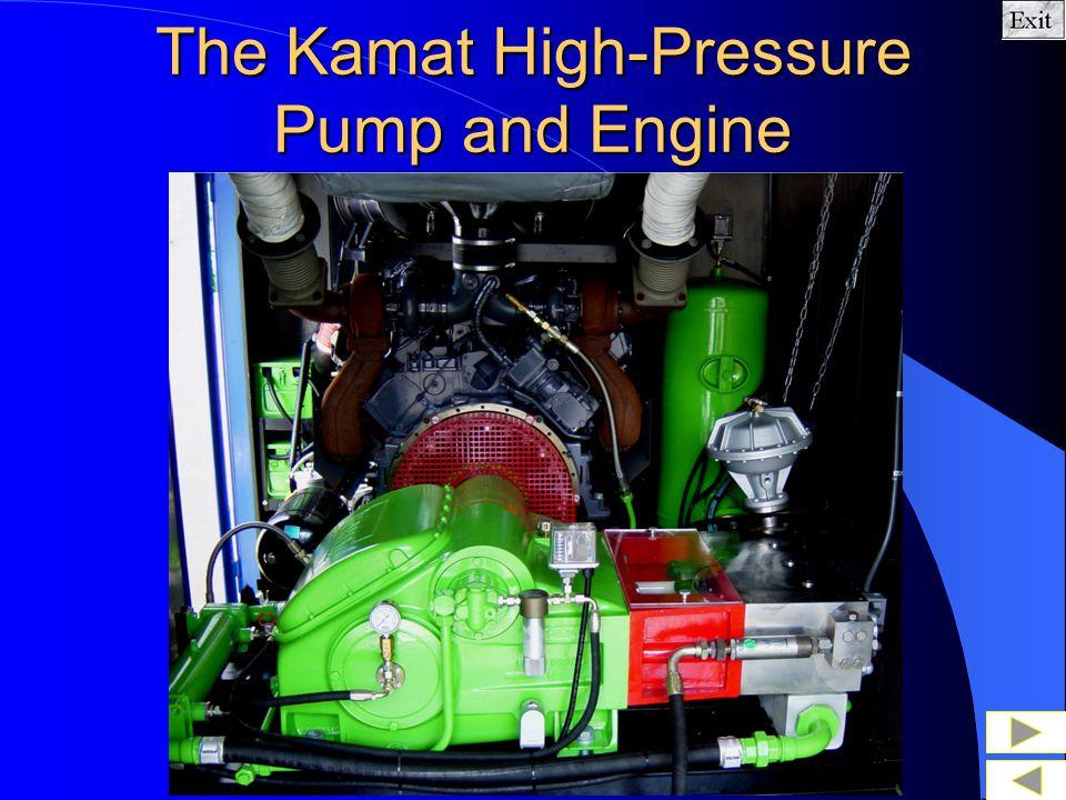The Kamat High-Pressure Pump and Engine