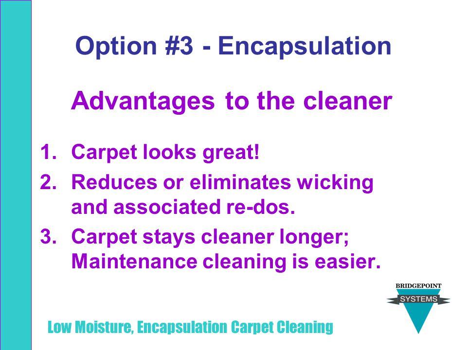 Option #3 - Encapsulation