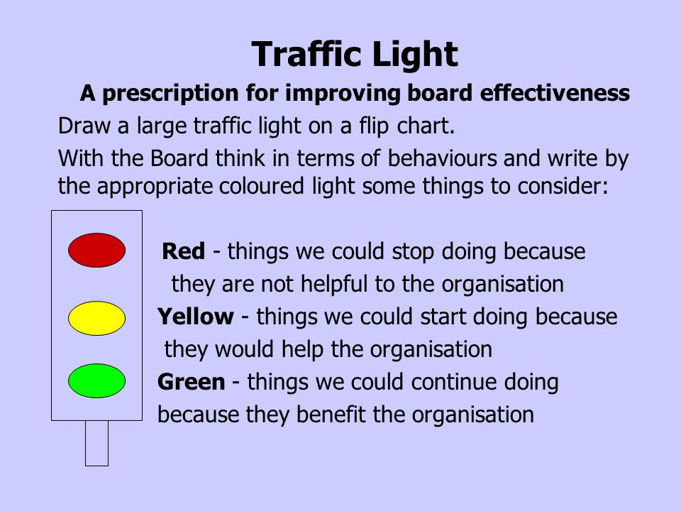 A prescription for improving board effectiveness