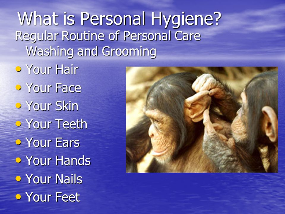 What is Personal Hygiene