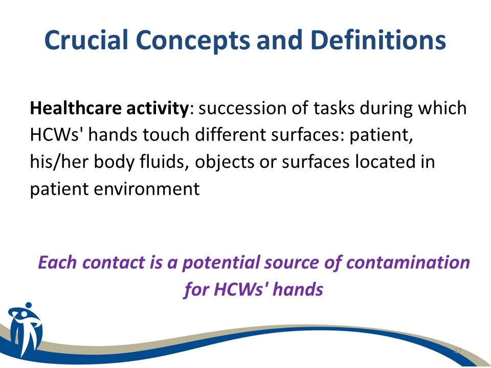 Crucial Concepts and Definitions