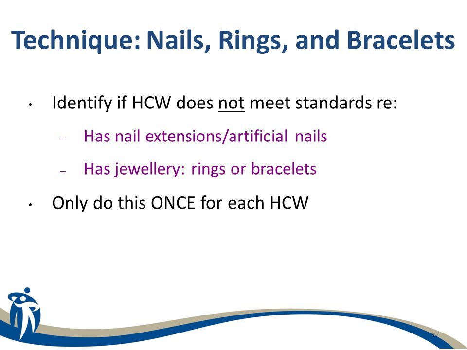 Technique: Nails, Rings, and Bracelets