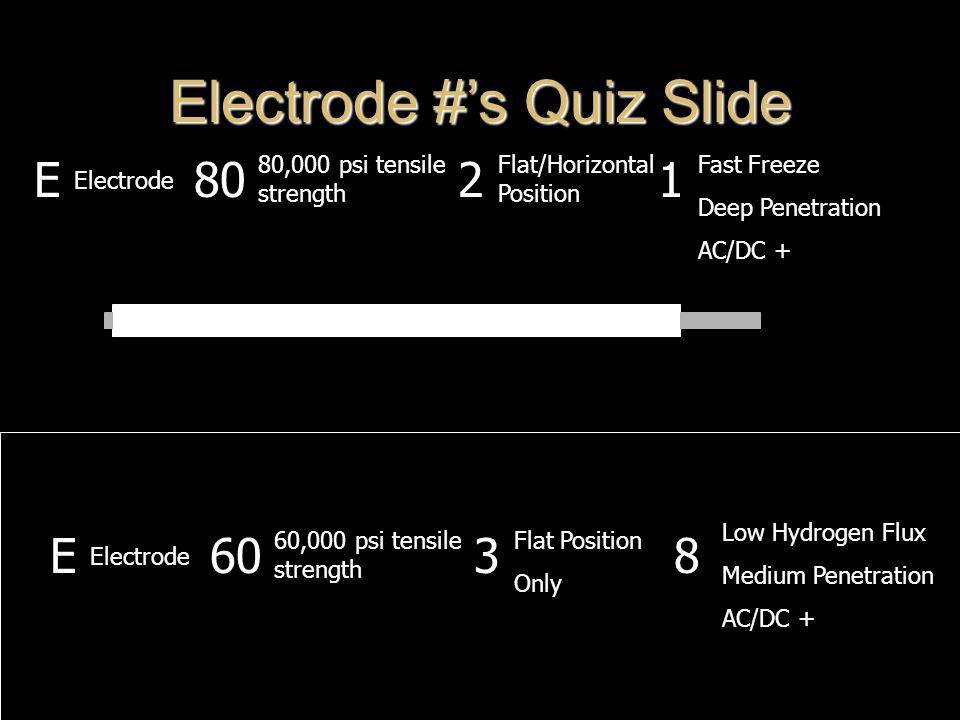 Electrode #'s Quiz Slide