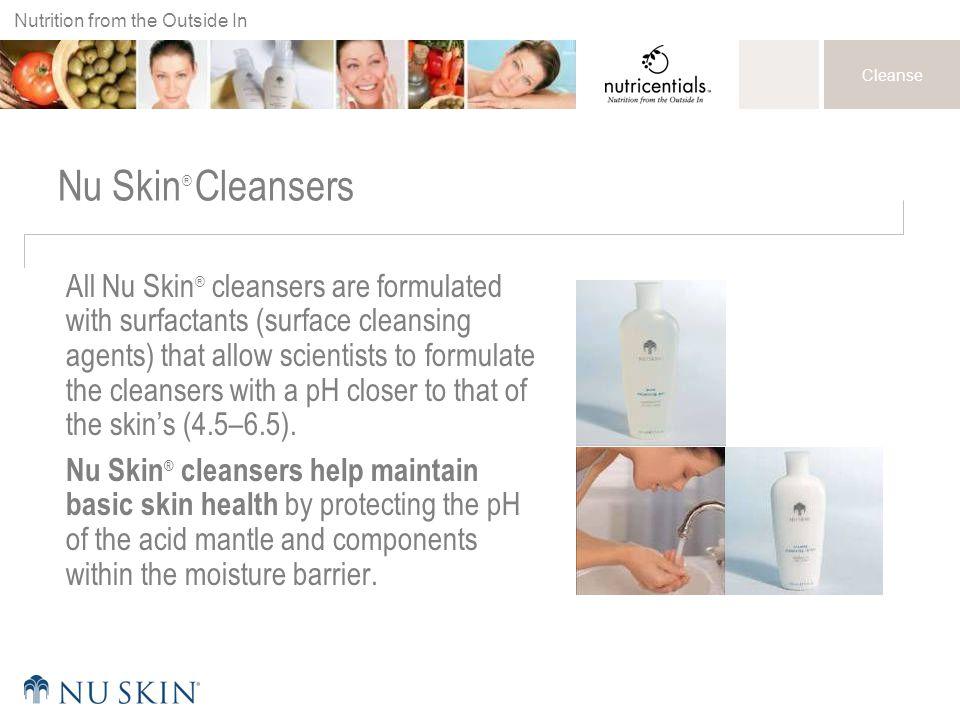 Nu Skin® Cleansers