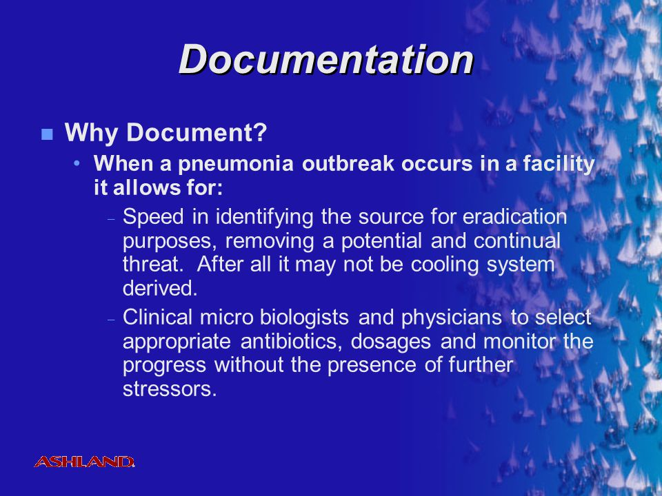 Documentation Why Document