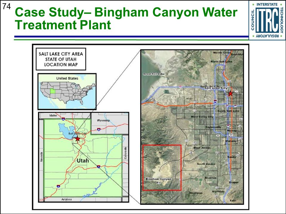 Case Study– Bingham Canyon Water Treatment Plant
