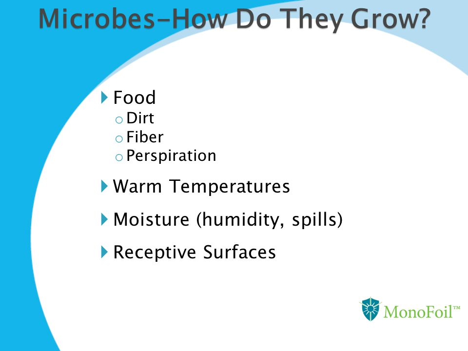 Microbes-How Do They Grow