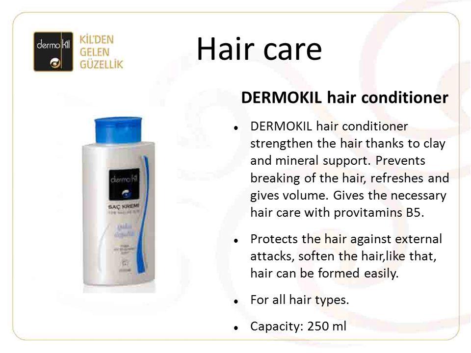 DERMOKIL hair conditioner