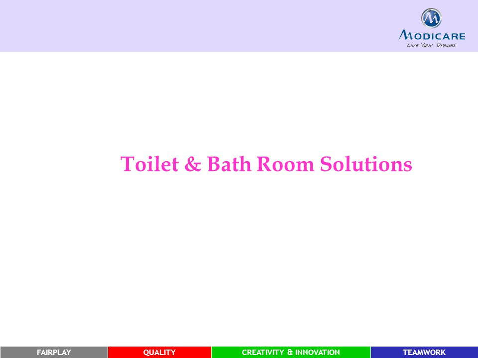 Toilet & Bath Room Solutions