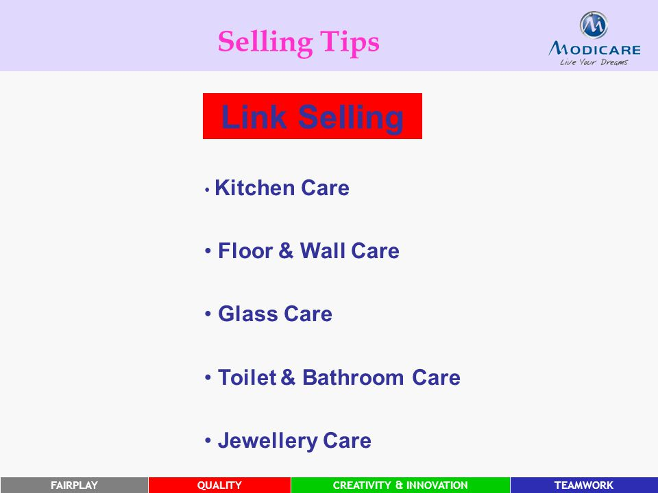 Link Selling Selling Tips Floor & Wall Care Glass Care