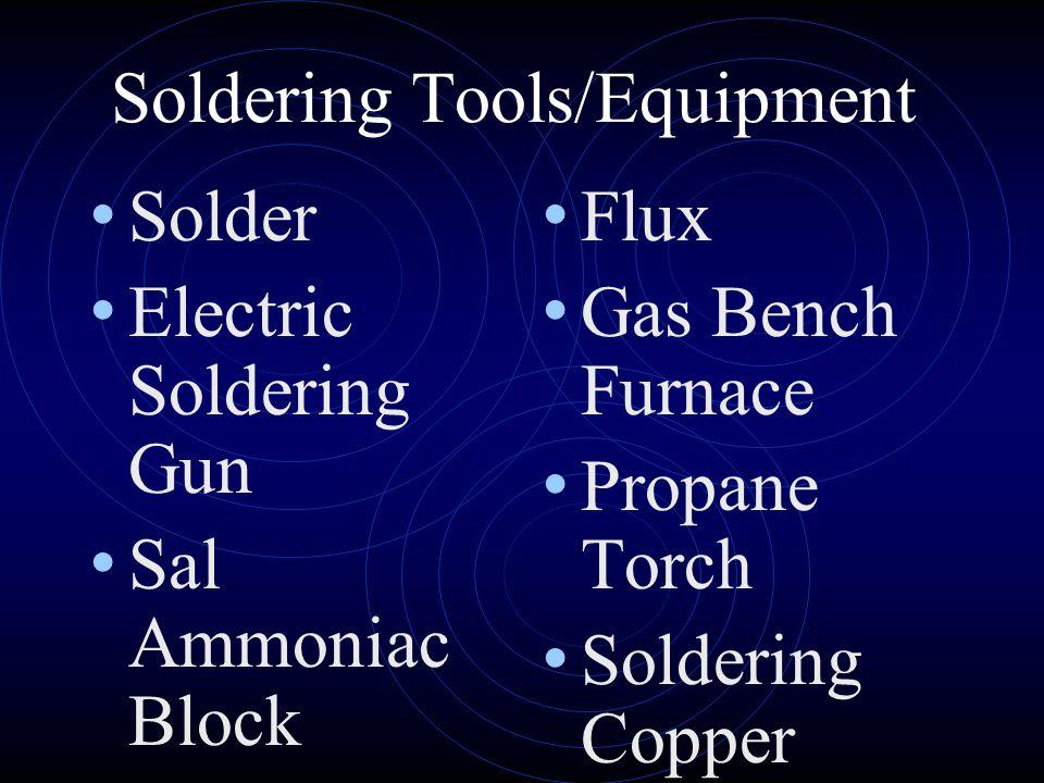 Soldering Tools/Equipment