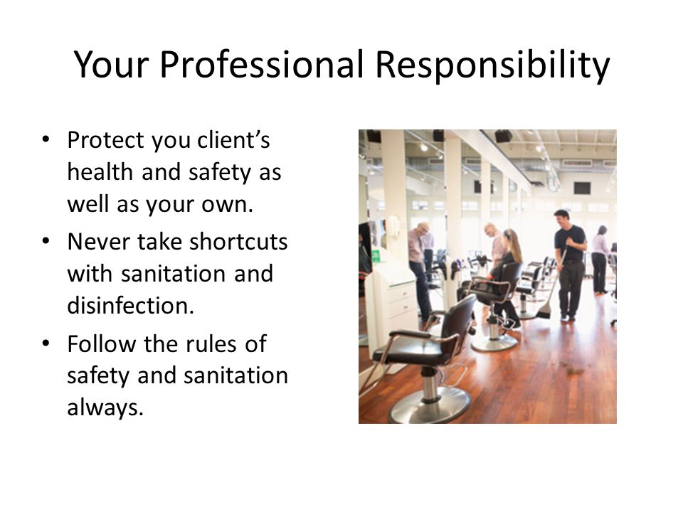 Your Professional Responsibility