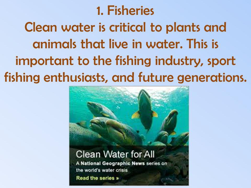 1. Fisheries