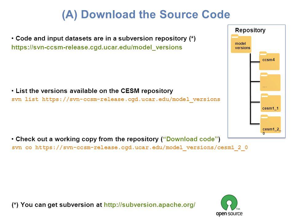 (A) Download the Source Code