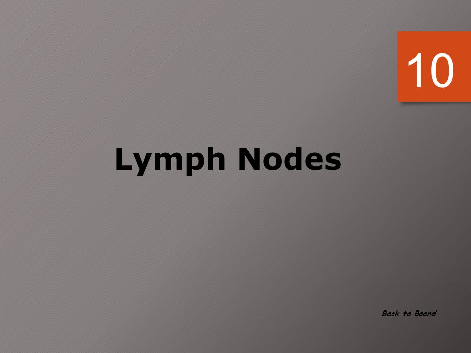 10 Lymph Nodes Back to Board