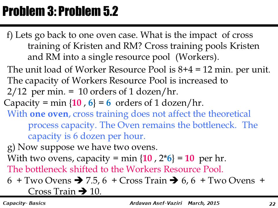 Problem 3: Problem 5.2