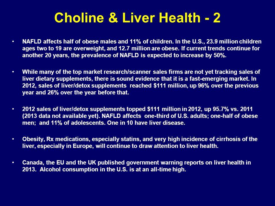 Choline & Liver Health - 2