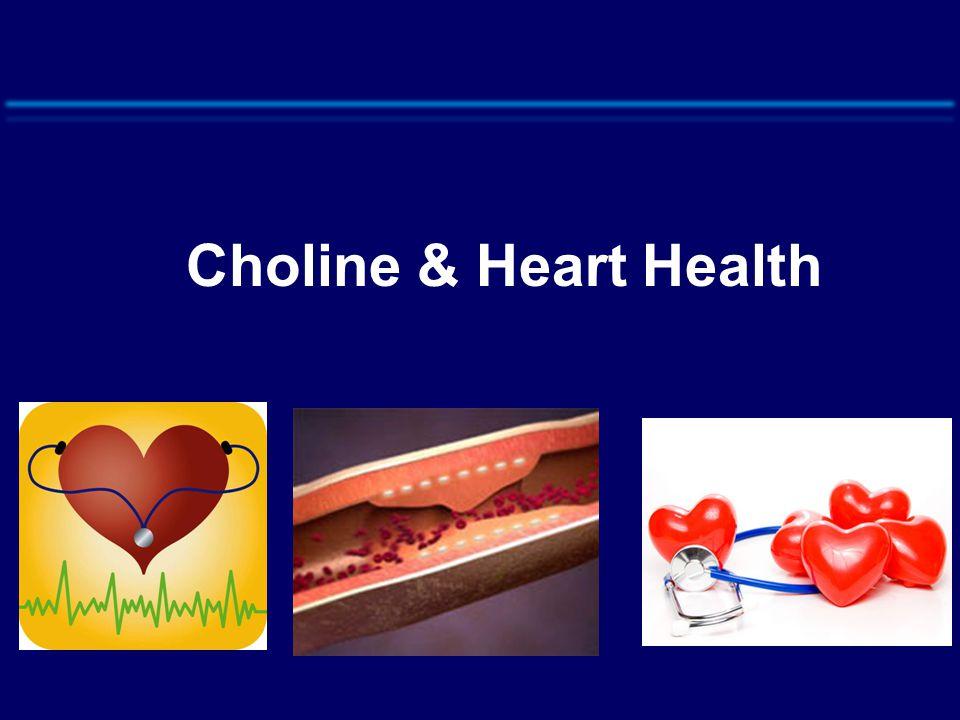 Choline & Heart Health