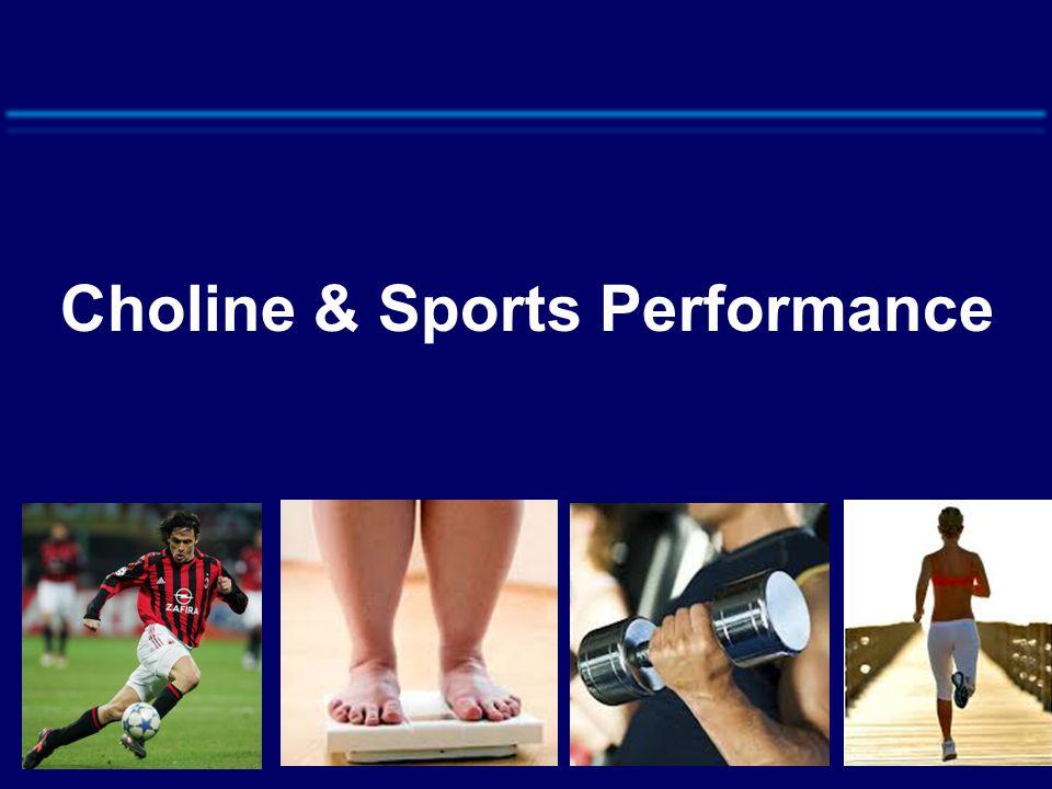 Choline & Sports Performance