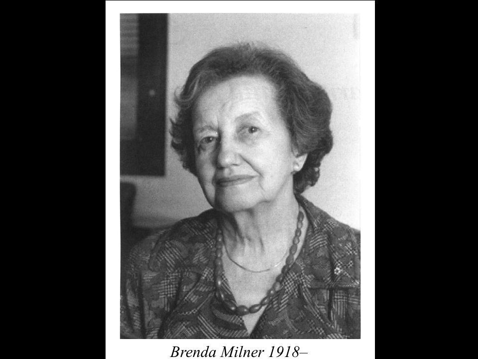 Brenda Milner 1918–