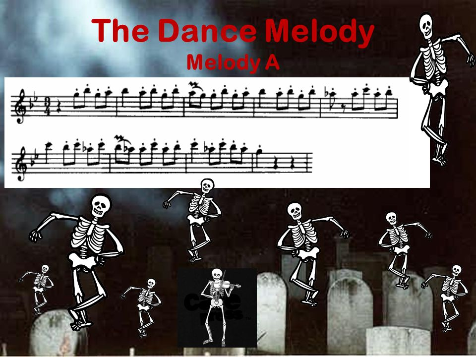 The Dance Melody Melody A