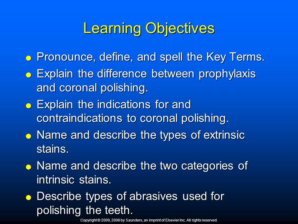 Learning Objectives Pronounce, define, and spell the Key Terms.