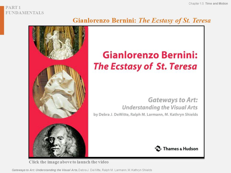 Gianlorenzo Bernini: The Ecstasy of St. Teresa