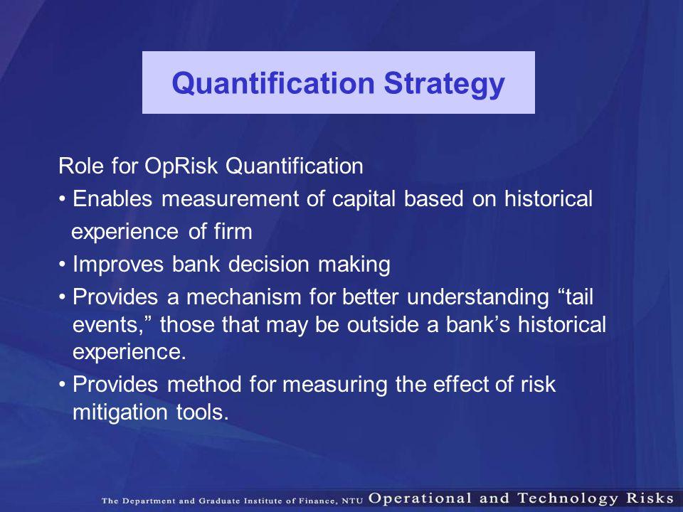 Quantification Strategy