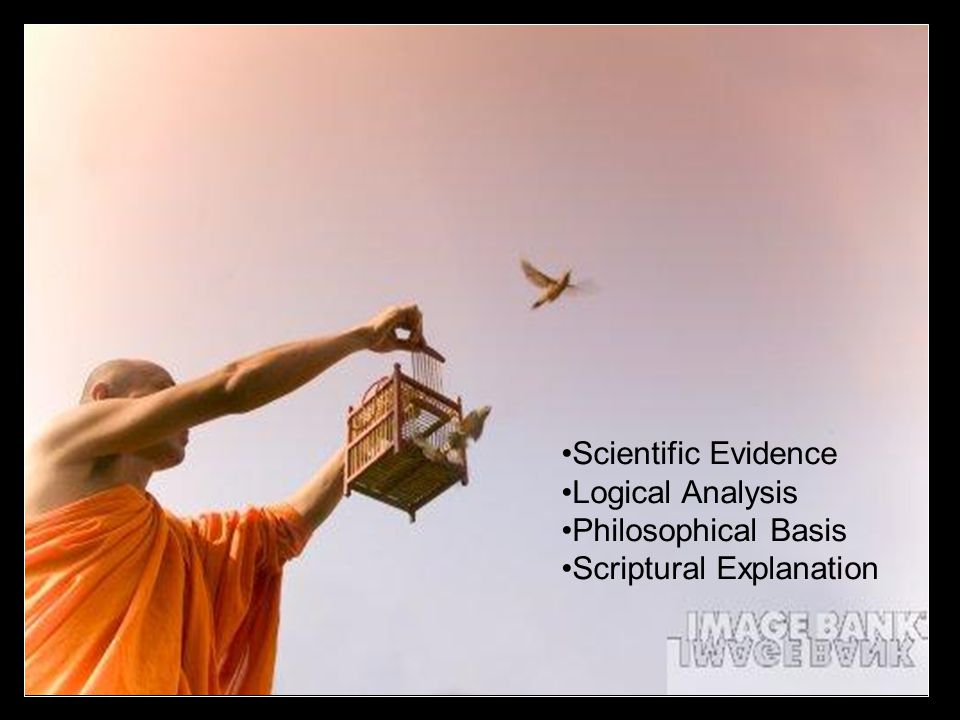 Scientific Evidence Logical Analysis Philosophical Basis Scriptural Explanation