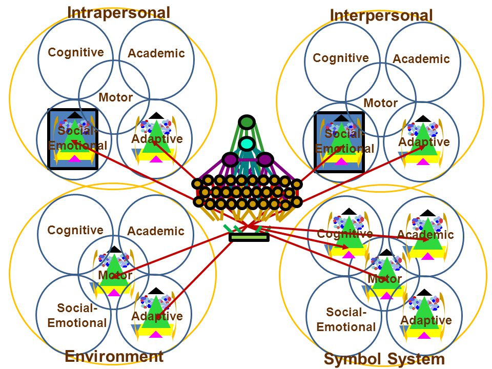 Intrapersonal Interpersonal Environment Symbol System Cognitive